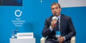 Vasyl Khmelnytsky: SMEs should become the basis for economic growth in Ukraine -UFuture