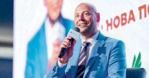 Kirill Bondar, managing partner & CFO UNIT.City