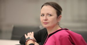 Lidia Paschuk, K.Fund and SME School